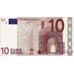 FRANCE - BILLET PUBLICITAIRE DE 10 EUROS - WITT INTERNATIONAL