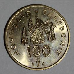 NOUVELLE CALEDONIE - KM 15 - 100 FRANCS 1992 - SUPERBE
