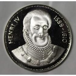 FRANCE - HENRI IV (1589-1610) - MEDAILLE ARGENT - BE