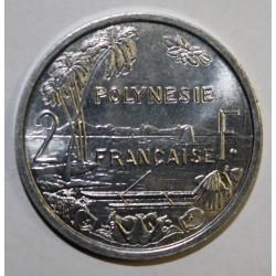 POLYNESIE FRANCAISE - KM 10 - 2 FRANCS 1997 - SUPERBE