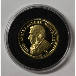 SOUTH AFRICA - KRUGERAND 1898 - COPY - GOLD