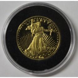 ETATS UNIS - 20 DOLLARS 1933 - COPIE - OR