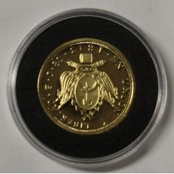 ARGENTINA - 8 REALS 1813 - COPY - GOLD