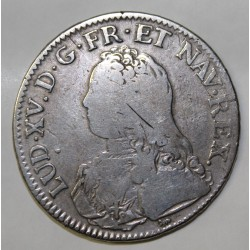 FRANCE - KM 486.1 - LOUIS XV - ECU WITH OLIVE BRANCHES - 1736 A - Paris