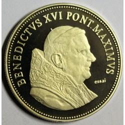 MEDAILLE - BENOIT XVI - 15-21 AOUT 2005