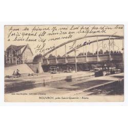 02100 - ROUVROY - PRÈS DE SAINT-QUENTIN