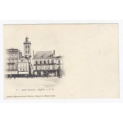 County 02100 - SAINT QUENTIN - BELFRY
