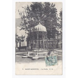 County 02100 - SAINT QUENTIN - THE WELL