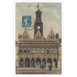 County 02100 - SAINT QUENTIN - THE CITY HALL