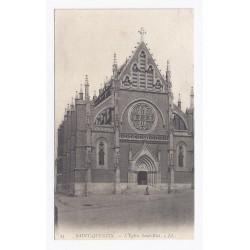 County 02100 - SAINT QUENTIN - SAINT-ELOI'S CHURCH