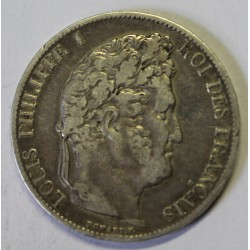 GADOURY 678a - 5 FRANCS 1846 A Paris TYPE LOUIS PHILIPPE 1er - KM 749.1