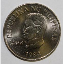PHILIPPINES - KM 242.1 - 50 SENTIMOS 1984