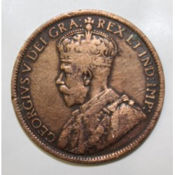 CANADA - KM 21 - 1 CENT 1916 - GEORGES V
