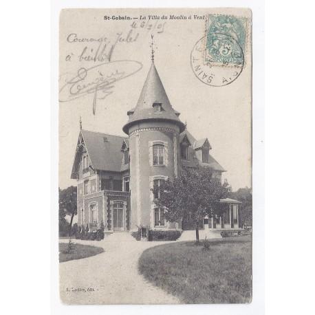 02410 - SAINT GOBAIN - LA VILLA DU MOULIN À VENT