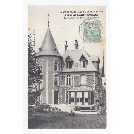 02410 - SAINT GOBAIN - FORËT - LA VILLA DU MOULIN À VENT
