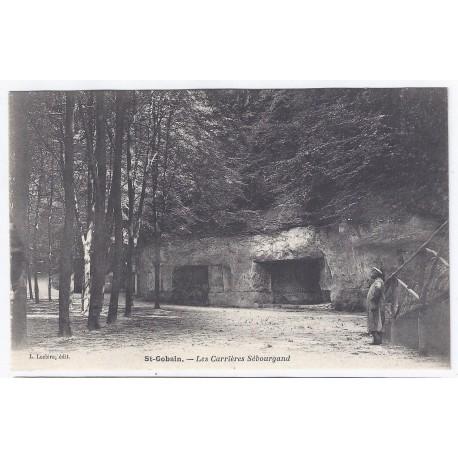 02410 - SAINT GOBAIN - LES CARRIÈRES SÉBOURGAND