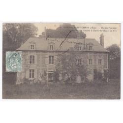 02410 - SAINT GOBAIN - ANCIENNE VERRERIE CHARLES FONTAINE DONT L'ORIGINE REMONTE À CHARLES-LE-CHAUVE EN 850
