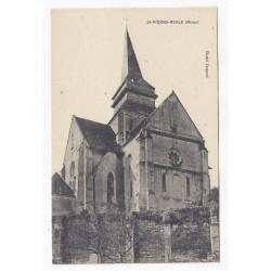 County 02600 - SAINT PIERRE AIGLE - THE CHURCH