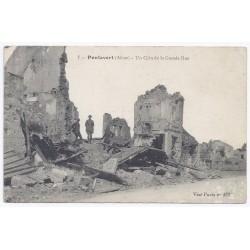 02160 - PONTAVERT - UN COIN DE LA GRANDE RUE