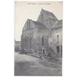 02160 - PONT ARCY - Extérieur de l'Église