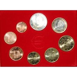 ESPAGNE - SERIE EURO 8 PIECES 2003 (3.88 euros)