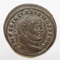 284 - 305 - DIOCLETIEN - FOLLIS - R/ SACRA MONET AVGG ET CAESS NOSTR