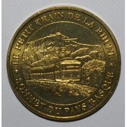 64 - SARE - LE PETIT TRAIN DE LA RHUNE - SOMMET DU PAYS BASQUE - MDP 2004
