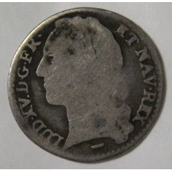 FRANCE - KM 511 - LOUIS XVI - 1/10 ECU WITH HEADBAND - 1740