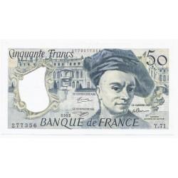 FAY 67/18 - 50 FRANCS QUENTIN DE LA TOUR - 1992 - Y.71 - PICK 152