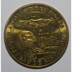 67 - KINTZHEIM - CHATEAU - LA VOLERIE DES AIGLES - MDP 2004