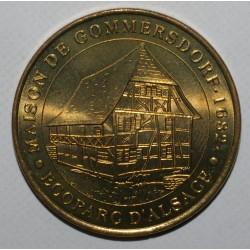 68 - UNGERSHEIM - MAISON DE GOMMERSDORF - ECOPARC D'ALSACE - MDP 2002