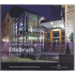 LUXEMBOURG - COFFRET EURO BRILLANT UNIVERSEL 2018 - 9 PIECES