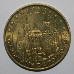 69 - LYON - BASILIQUE NOTRE DAME DE FOURVIÈRE - MDP 2004