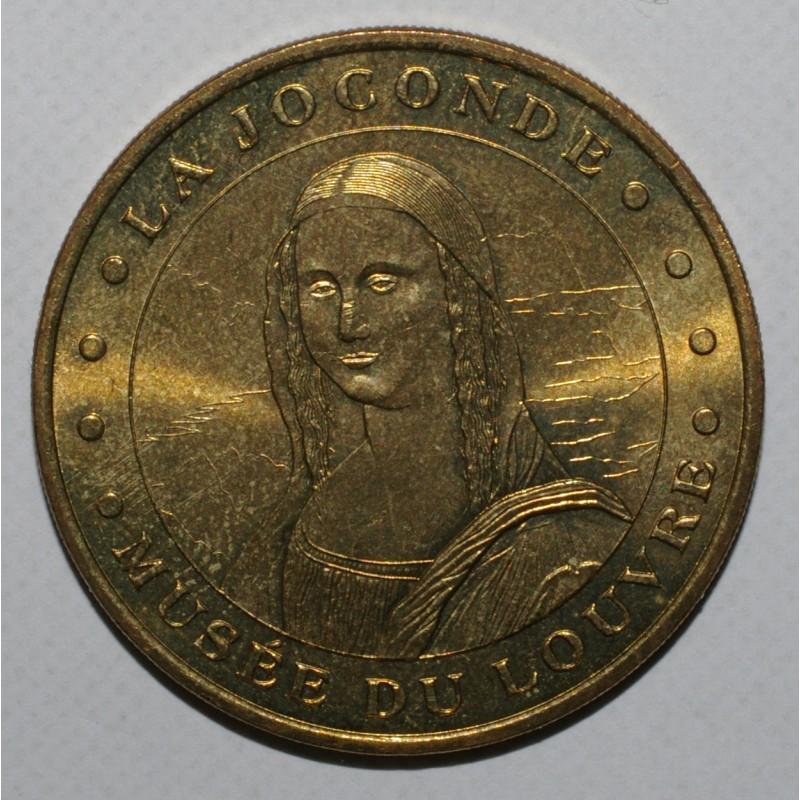 Komitat 75 - PARIS - MUSEUM VON LOUVRE - LA JOCONDE - MONA LISA ...