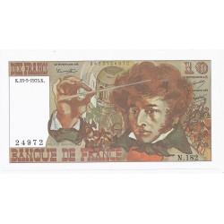 FAY 63/10 - 10 FRANCS BERLIOZ - 15/05/1975 - PICK 150