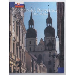 SLOWAKEI - PROTOTYP MÜNZEN - PROBE - 8 MÜNZEN - 2004