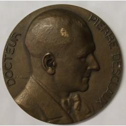 FRANCE - MÉDAILLE - DOCTEUR PIERRE DESCLAUX - 1953