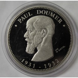 FRANCE - MÉDAILLE - PRÉSIDENT PAUL DOUMER - 1931 - 1932
