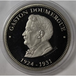 FRANCE - MÉDAILLE - PRÉSIDENT GASTON DOUMERGUE - 1924 - 1931
