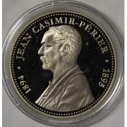 FRANCE - MÉDAILLE - PRÉSIDENT JEAN CASIMIR PÉRIER - 1894 - 1895