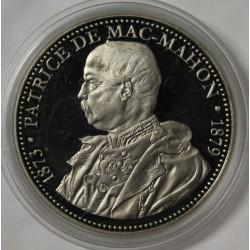 FRANCE - MÉDAILLE - PRÉSIDENT PATRICE DE MAC MAHON - 1873 - 1879