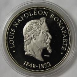 FRANCE - MÉDAILLE - PRÉSIDENT LOUIS NAPOLÉON BONAPARTE - 1848 - 1852