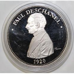 FRANCE - MÉDAILLE - PRÉSIDENT PAUL DESCHANEL - 1920