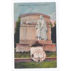 02420 - NAUROY - MONUMENT AUX MORTS