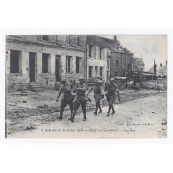 02470 - NEUILLY SAINT FRONT - 2eme BATAILLE DE LA MARNE 1918 - UNE RUE