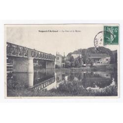 02310 - NOGENT L'ARTAUD - LE PONT ET LA MARNE