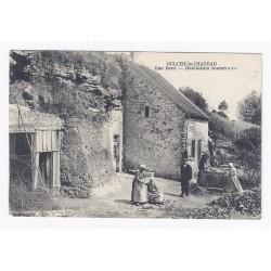 02210 - OULCHY LE CHATEAU - UNE BOVE - HABITATION SOUTERRAINE