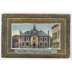 02210 - OULCHY LE CHATEAU - SOUVENIR - HOTEL DE VILLE