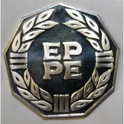 FRANCE - MÉDAILLE - 1ERE ELECTION DU PARLEMENT EUROPÉEN - 10 JUIN 1979 - ARGENT