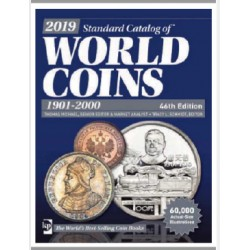 WORLD COINS 1901 - 2000 - 20ème SIECLE - 46 EME EDITION 2019 - REF1842-4